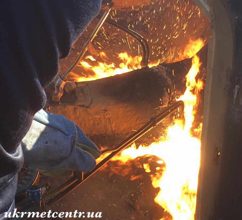 На підприємстві «Металургійний завод «Дніпросталь» стався груповий нещасний випадок.