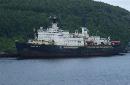 """Атомный ледокол """"Сибирь"""" отправлен на утилизацию"""