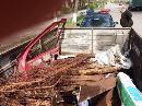 На Київщині затримано водія легковика, який перевозив металобрухт. Консультація юриста