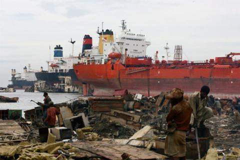 Танкерний флот чекає глобальна утилізація