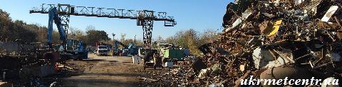 Туреччина знову зафіксувала імпорт металобрухту з України