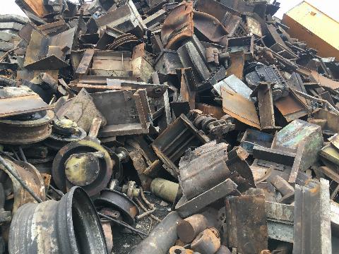 Турецькі металурги нарощують імпорт брухту