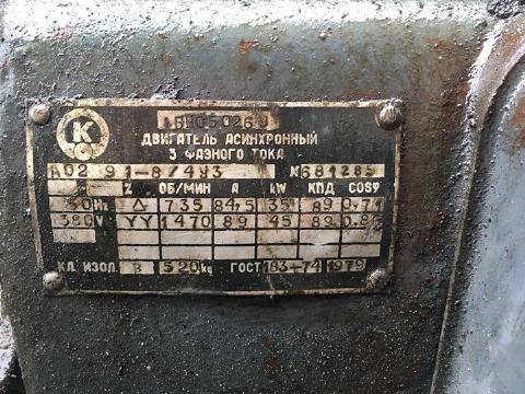 Електродвигун AO2 91-4У32