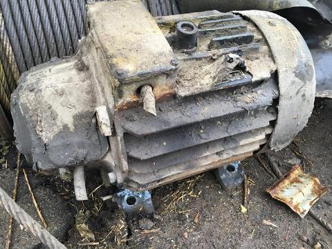 Електродвигун МТF 411-6